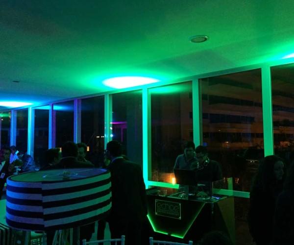 Iluminación para Fiestas